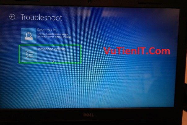 fix loi man hinh xanh Boot Configuration Data File is Missing tren windows 10 4