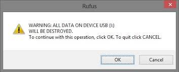 huong dan tao usb cai windows bang rufus 3