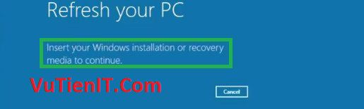 Refresh your PC windows 10 3