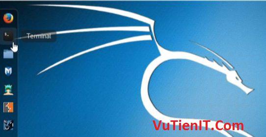 Terminal kali linux