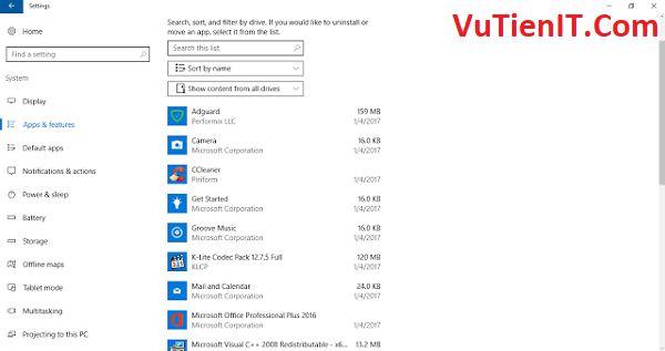 Win 10 pro 64bit UEFI GPT TIB 3