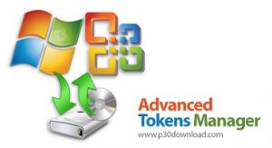 Advanced Tokens Manager 3.5 RC 5 Full sao luu phuc hoi key office windows