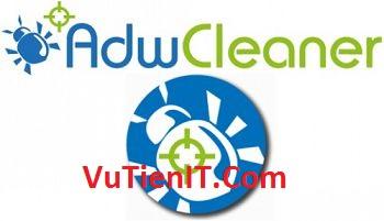 AdwCleaner phan men loai bo adware hijacker trinh diet website tot nhat