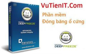 Deep Freeze Standard 8.3 Full Crack phan men dong bang o cung tot nhat