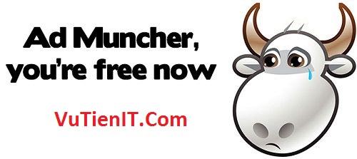 Download Ad Muncher Full phan men chan quang cao may tinh tot nhat