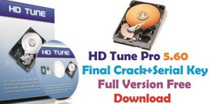 Download HD Tune Pro 5.60 Full phan men kiem tra suc khoe o cung
