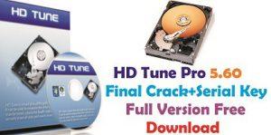 Download HD Tune Pro 5.60 Full phan men kiem tra suc khoe o cung