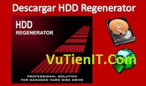 Download HDD Regenerator 1.71 phan men cach bad o cung