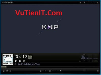 Download KMPlayer 4.1 phan men nghe nhac xem phim tot nhat