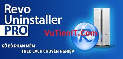 Download Revo Uninstaller Pro Full Crack phan men go bo ung dung tot nhat