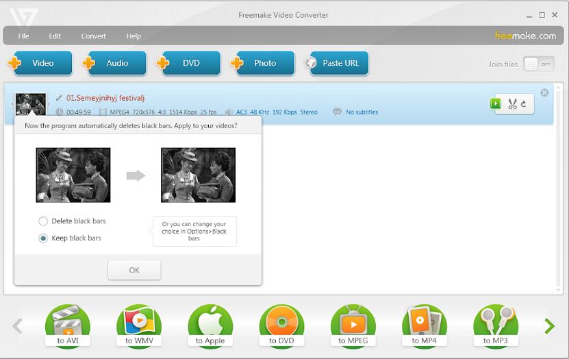 Freemake Video Converter Gold 4