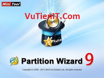 Download Partition Wizard 9 phan vung chia o cung