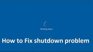 huong dan cach shutdown may tinh hoan toan tren windows 10