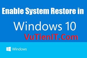 huong dan sao luu he dieu hanh windows 10 bang system image
