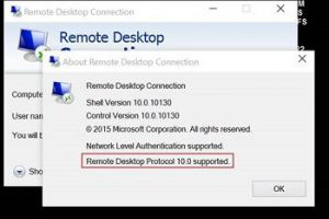 huong dan su dung Remote Desktop Preview tren windows 10