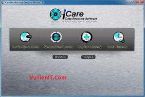 icare Data Recovery 5.3 Full Crack phan men khoi phuc du lieu