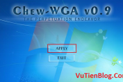 Chew WGA v0.9