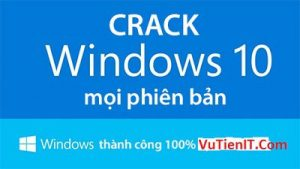 huong dan crack Active Office Windows 10 Anniversary Update