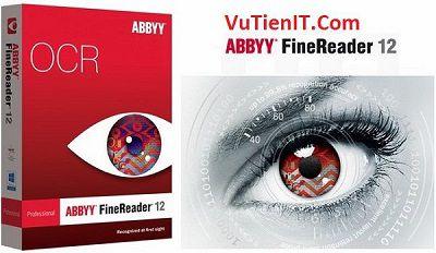 ABBYY FineReader Pro 12 full crack phan men scan chuyen doi cac dinh dang van ban