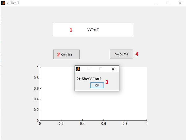 Enable off pushbutton gui matlab