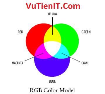 anh mau RGB