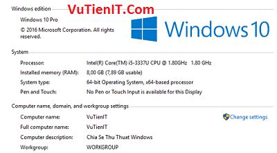 cach thay doi ten description tren windows 10