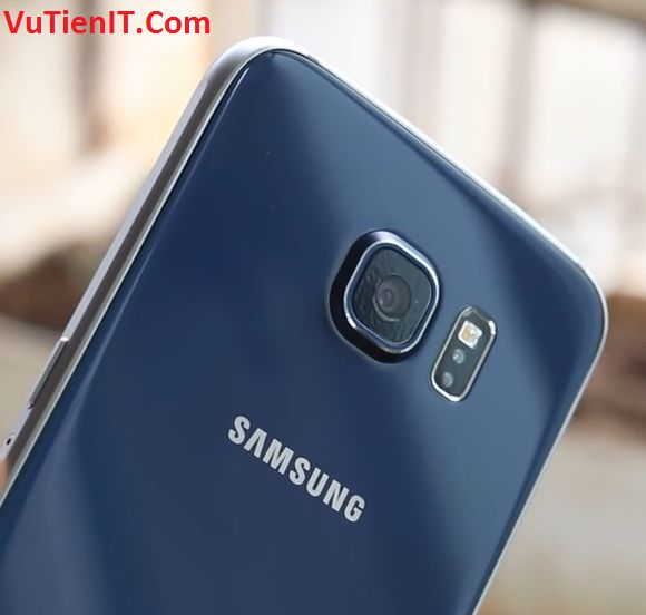 mau xanh Samsung Galaxy S6