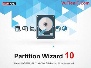 Partition Wizard 10 Full Crack phan men chia o cung tot nhat