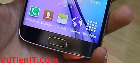 cam bien van tay Samsung Galaxy S6 Edge
