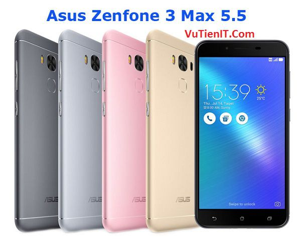 danh gia chi tiet Asus Zendfone 3 Max 5.5 Inch