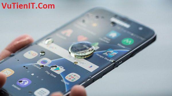 kha nang chong nuoc Samsung Galaxy A5 2017