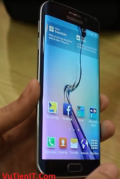 man hinh Galaxy S6 Edge