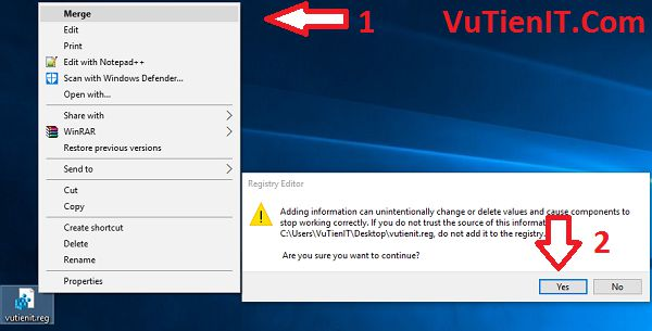 turn off auto update win 10 in Registry
