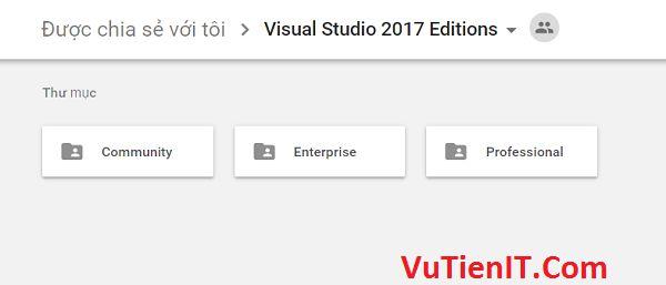 Visual Studio 2017 Full Crack