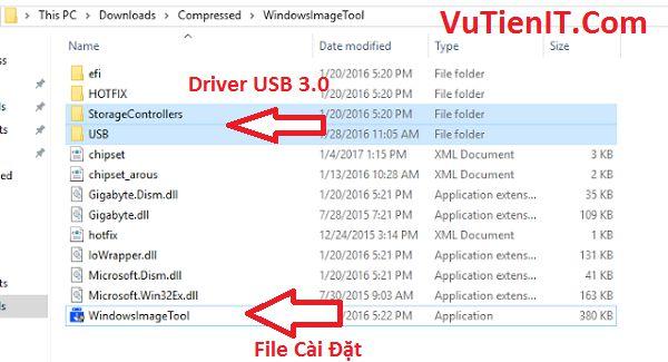 Windows Image Tool