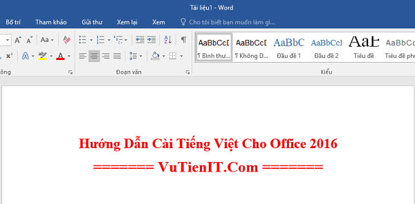 huong dan cai tieng viet cho office 2016