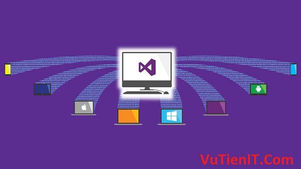 tai Visual Studio 2017 full crack