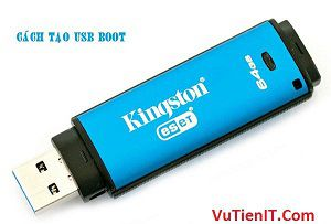 tao usb cai windows khong can format usb