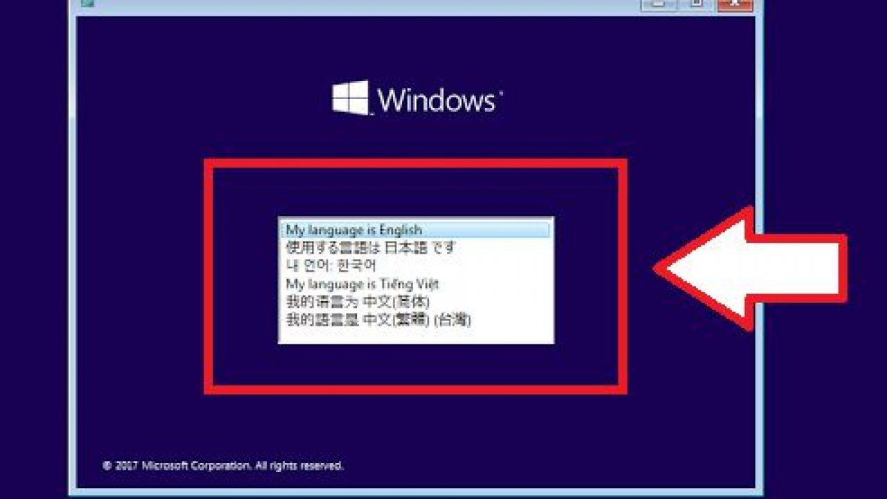 Download Windows 10 Creators Update 1703 AIO 6 in 1 (6 Ngôn Ngữ)