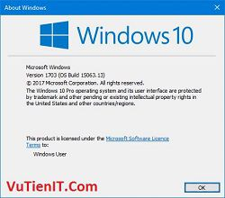 download Windows 10 Creators Update ISO 1703