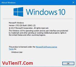 download Windows 10 Creators Update ISO 1703