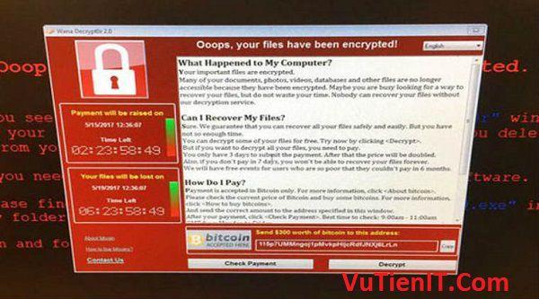ma doc Ransomware WannaCry