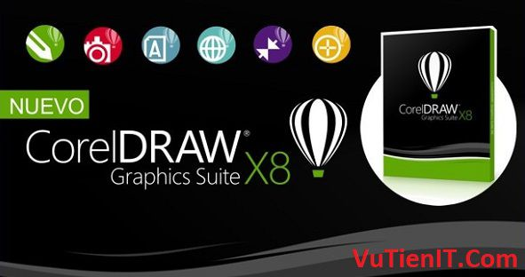 download va cai dat coreldraw x8 full