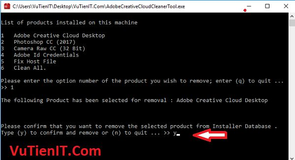 Uninstall Adobe Creative Cloud 04
