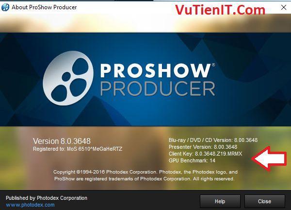 Crack Proshow Producer 8 7