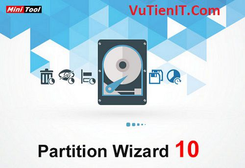 Key Bản Quyền Partition Wizard 10 Pro