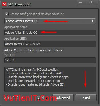 crack Adobe After Effects CC 2017 02