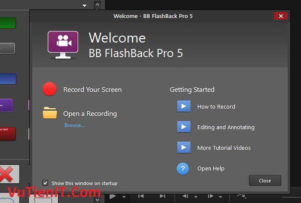 huong dan cai dat va crack BB FlashBack Pro 5