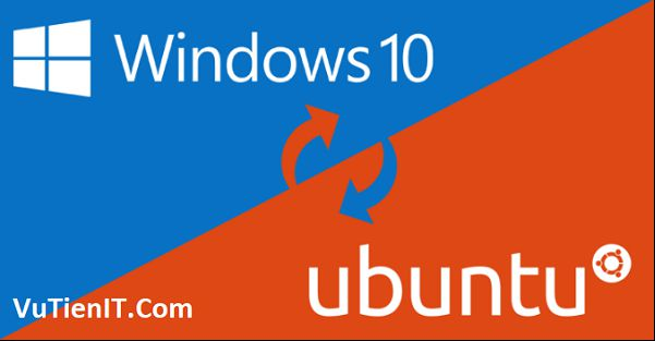 huong dan cai dat windows 10 song song ubuntu uefi gpt