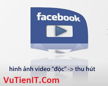 video hinh anh chay quang cao facebook